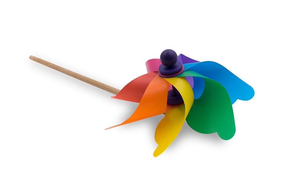 Fotografia de juguetes molinillo